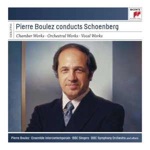 Pierre Boulez conducts Schönberg