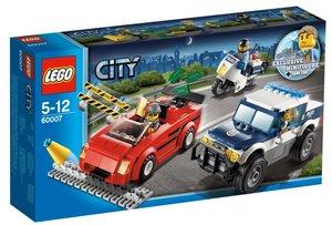 LEGO® City 60007 - Verfolgungsjagd