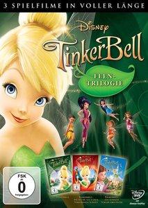 TinkerBell - TinkerBell Feen-Trilogie