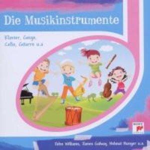 Esprit/Die Musikinstrumente