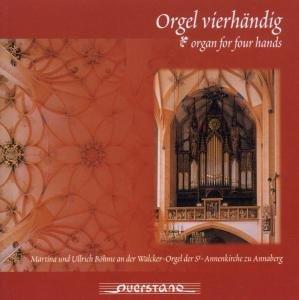 Orgel Vierhändig