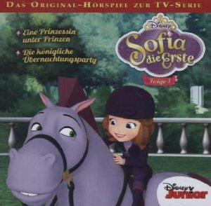 Sofia die Erste-Prinzess.u Prinzen+die kön.Über