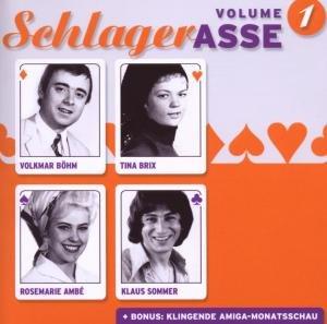 Schlager-Asse 1-Ambe/Brix/Böhm/Sommer