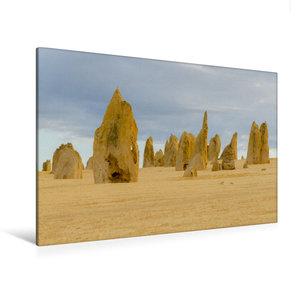 Premium Textil-Leinwand 120 cm x 80 cm quer Pinnacles
