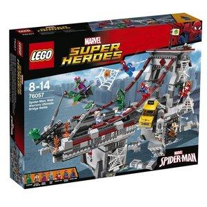 Lego 76057 Marvel SH-Spider-Man: Ultimatives Brückenduell der