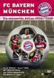 FC Bayern München - Die spannende Saison 2008/2009