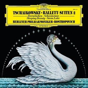 Ballett Suiten 2:Dornröschen & Schwanensee (Vinyl)