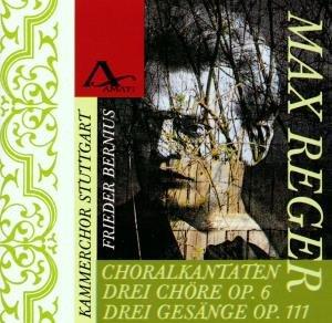 Choralkantaten 2 & 4/Drei Gesänge op.11
