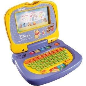 VTech 80-072204 - Winnie Puuhs Lern-Laptop, Lerncomputer