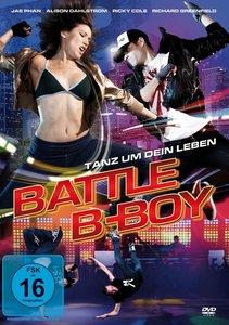 Battle B-Boy-Tanz um Dein Le