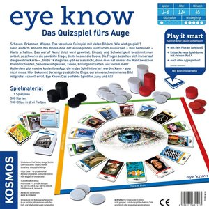 Eye know - Play it smart