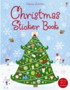 Christmas Sticker Book