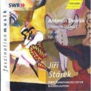 Slawische Tänze op.46+72