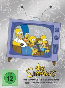 Die Simpsons Season 01 / Collectors Edition