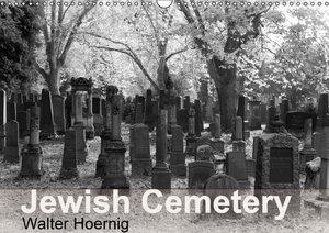 Jewish Cemetery (Wall Calendar 2015 DIN A3 Landscape)