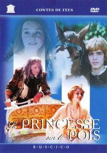 La princesse a petit pois