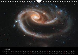 Weltraum (Wandkalender 2016 DIN A4 quer)