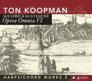 Opera Omnia VI,Harpsichord works II