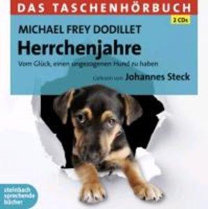 Herrchenjahre-Taschenhörbuch