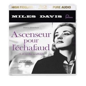 Davis, M: Ascenseur Pour L'Echafaud (Blu-Ray Audio)