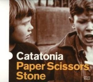 Paper Scissors Stone (CD+DVD Deluxe Edition)