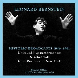 Unveröffentlichte Rundfunkmitschnitte 1941-1961
