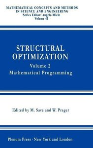 Structural Optimization,