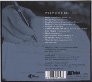 Philipp Van Endert Trio
