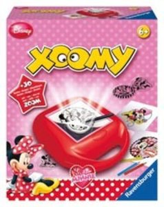 Ravensburger 18597 - Xoomy: Minnie Mouse