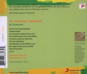 Esprit/Die schönsten Volkslieder