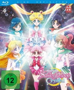 Sailor Moon Crystal - Blu-ray 4