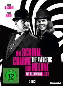 Mit Schirm, Charme und Melone - Wie alles begann ... Edition 1