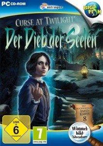 Curse at Twilight: Der Dieb der Seelen/CD-ROM