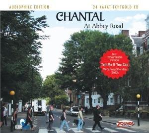 Gold CD at Abbey Road