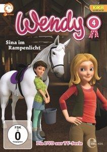 (4)DVD z.TV-Serie-Sina Im Rampenlicht
