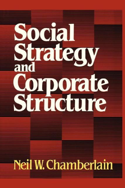 Social Strategy & Corporate Structure - zum Schließen ins Bild klicken