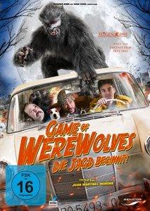 Game of Werewolves - Die Jagd beginnt!