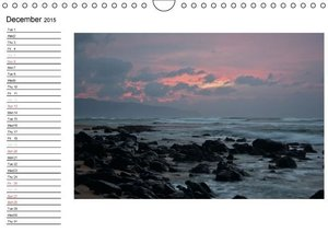 Impressions from the USA / UK-Version (Wall Calendar 2015 DIN A4