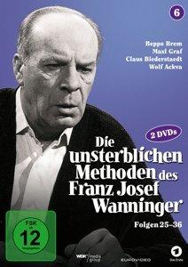 Die unsterblichen Methoden des Franz Josef Wanninger Box 6