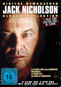 Jack Nicholson Classic Collection