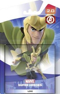 Disney Infinity 2.0 - Figur Loki Marvel Super Heroes