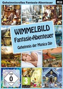 Wimmelbild - Fantasie-Abenteuer