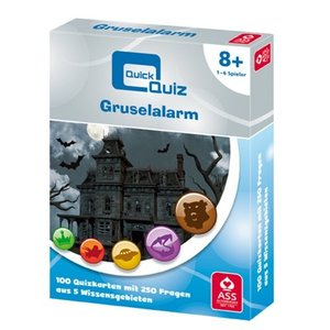 ASS Altenburger - Quick Quiz: Gruselalarm
