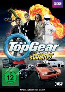Top Gear: Die komplette Staffel 12