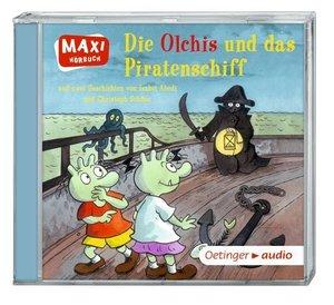 Maxi-Die Olchis Und Das Pirate