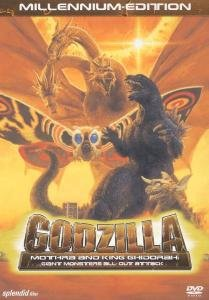 Godzilla, Mothra And King Ghidorah - Giant Monsters All-Out Atta