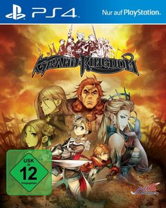 Grand Kingdom (Launch Edition)