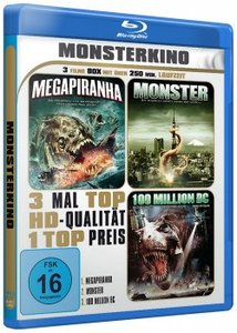 Monsterkino (3 Filme)