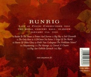 Live At Celtic Connections (Limited Edition)