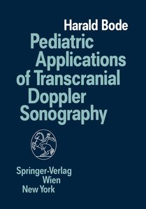 Pediatric Applications of Transcranial Doppler Sonography